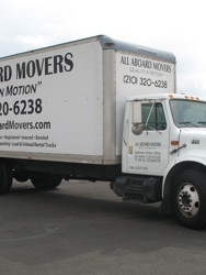 All Aboard Movers