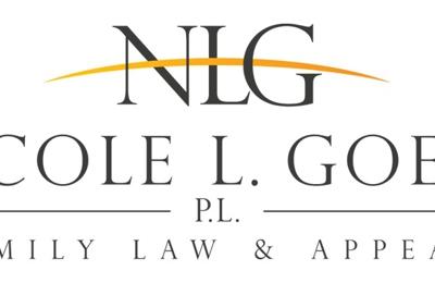 Nicole L. Goetz, P.L. - Naples, FL. Nicole L. Goetz - Divorce Law Firm Logo