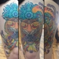 Blue Star Tattoos & Body Piercing - Concord, CA. Work by Nicole