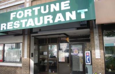 Fortune Restaurant Oakland Ca