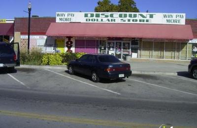 Discount Dollar Store - Oklahoma City, OK