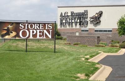 AG Russell Knives - Rogers, AR