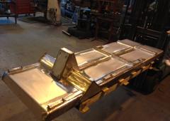 Wolf Machine and Fabrication Inc. - Sparks, NV. custom fabrication work