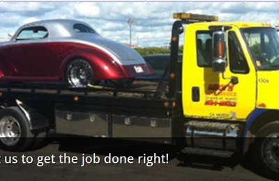 Scenic/Mike's Towing & Auto Care - Modesto, CA