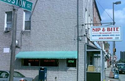 Sip & Bite Restaurant - Baltimore, MD