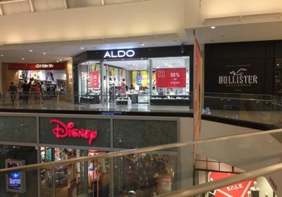 Aldo 2154 Glendale Galleria, Glendale