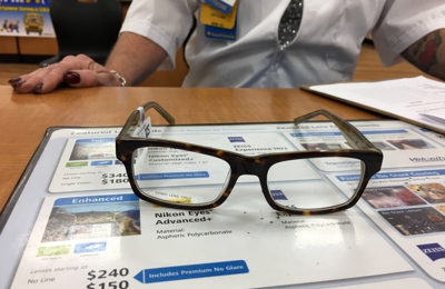 Walmart - Vision Center - Columbus, OH. New frames