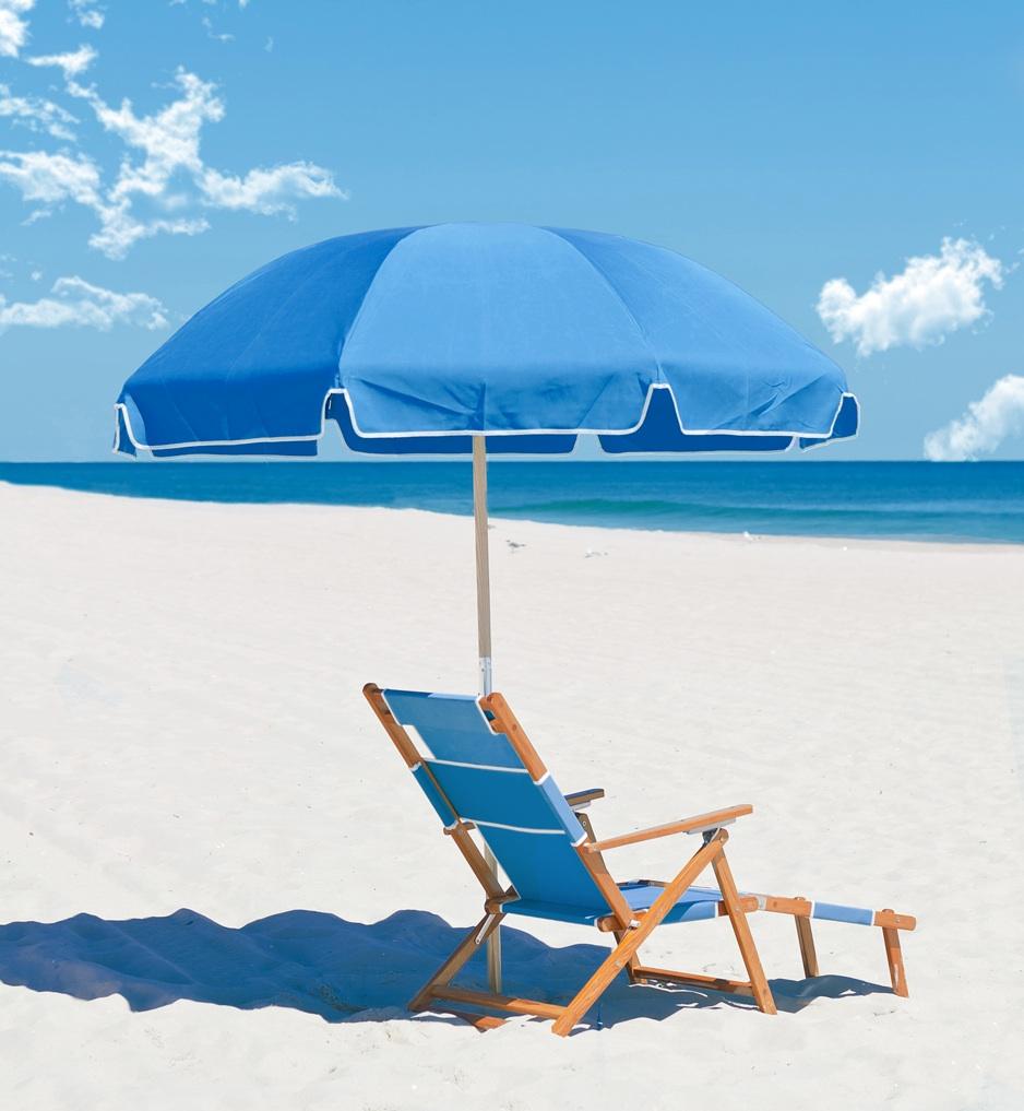 Beach chair umbrella - Beach Chair Umbrella