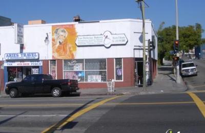 Las Delicias Bakery - Los Angeles, CA