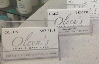 Oleen's Body & Hair Care - Salt Lake City, UT