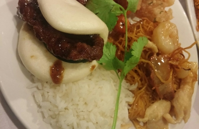 Hop Li Seafood Restaurant 62713 - Los Angeles, CA. My Plate :)