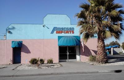 American Import Auto Dismantlers - San Jose, CA