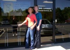 York Community Financial Services Inc - York, SC