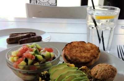Toast Bakery Cafe - Los Angeles, CA. Healthy breakfast!