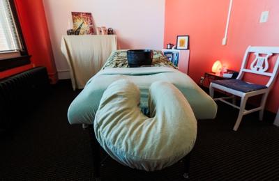 celestial hands healing arts - New London, CT. Sun Room Treatment Space