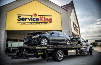 Service King Collision Repair Bartlett - Memphis, TN