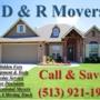 D And R Movers Cincinnati