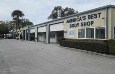 America's Best Auto Body Shop Inc - Vero Beach, FL