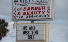 Del's Barber & Beauty Svc
