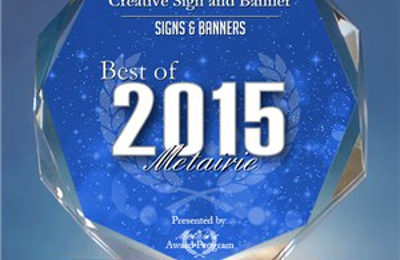 Creative Sign and Banner - Metairie, LA