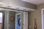 Aurora Glow Solatube diffuser installed by Daylight Concepts