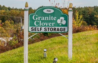 Granite Clover Self Storage - Suncook, NH