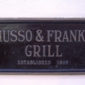 Musso & Frank Grill - Los Angeles, CA