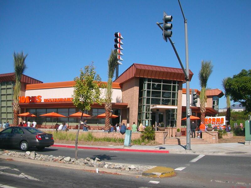 Norms Restaurants 807 N Indian Hill Blvd Claremont Ca