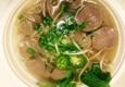 St. Charles Noodle - New Orleans, LA. #3 Beef Meatballs Noodle Soup