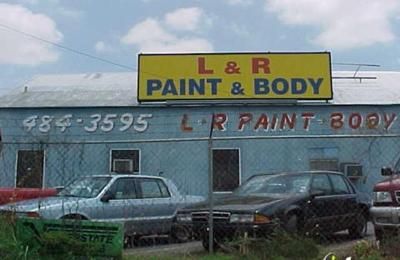 L & R Paint & Body Shop - Dallas, TX