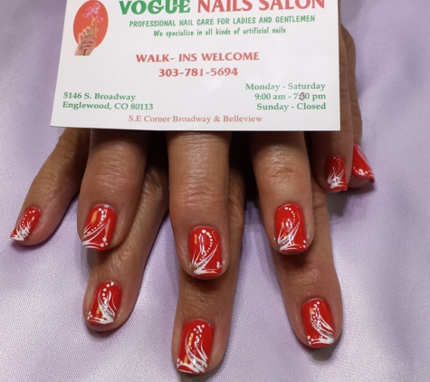 Vogue Nails - Englewood, CO