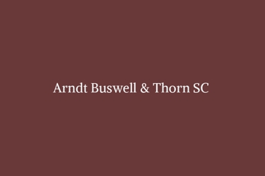 Arndt Buswell & Thorn SC