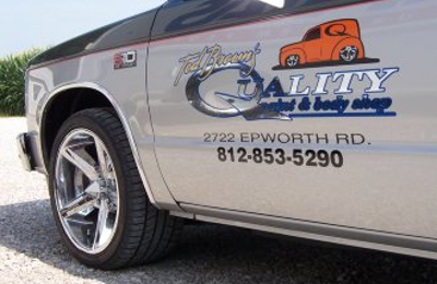 Quality Body Shop >> Ted Brown S Quality Paint Body Shop 2722b Epworth Rd