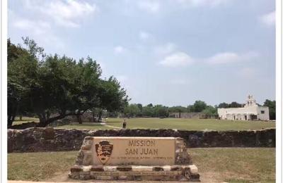 Mission San Juan Capistrano - San Antonio, TX
