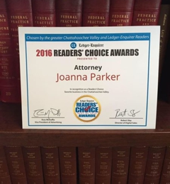 Parker, Joanna C. Law Office - Phenix City, AL