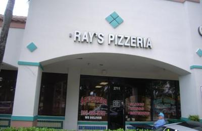 Ray's Pizza - Hollywood, FL