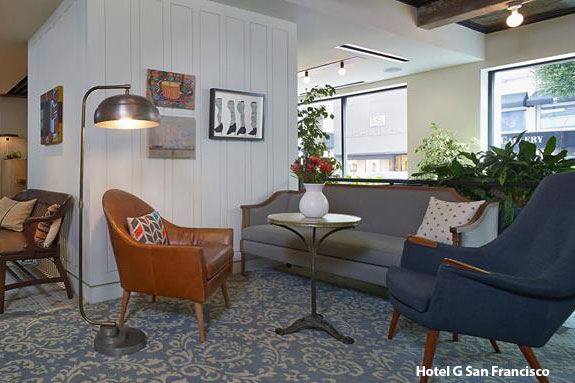 Charming Boutique Hotels In Sf