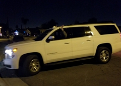 Decor Auto, Inc. - Los Angeles, CA. Pics or it didn't happen? Here's the photo of them leaving my driveway at 3AM