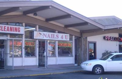 Nails 4 U - Sunnyvale, CA