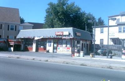 Getty - Everett, MA