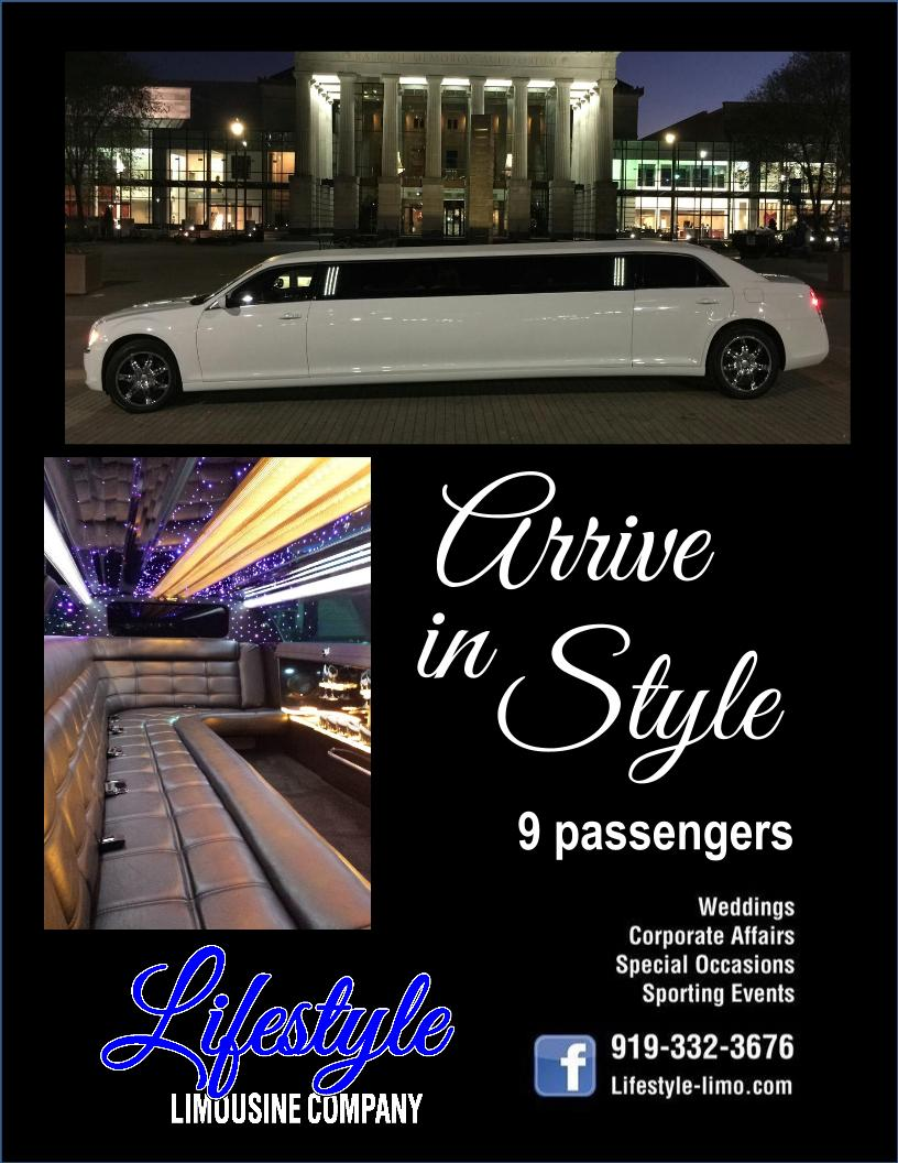 Lifestyle limousine company raleigh nc 27612 yp magicingreecefo Gallery