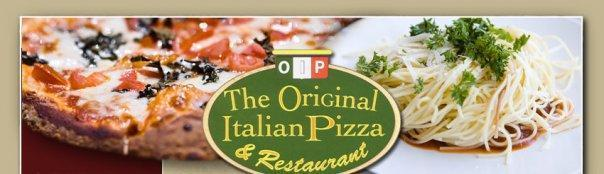 Original Italian Pizza & RestaurantThe, Burnham PA
