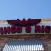 Wings & Rice