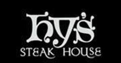 Hy's Steak House - Honolulu, HI
