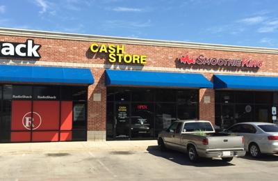 Cash Store - Denton, TX