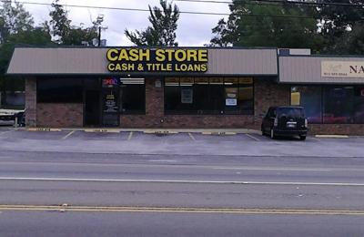 Cash Store - Jacksonville, TX