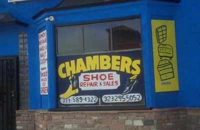 Chambers Shine Parlor & Shoe Repair & Dying - Los Angeles, CA