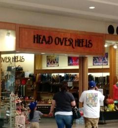 Head Over Heels - Burbank, CA. Outside view