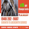 Locksmith Corinth TX