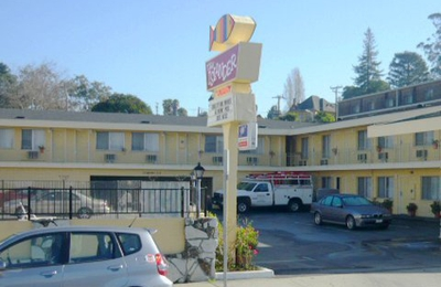 The Islander Motel - Santa Cruz, CA